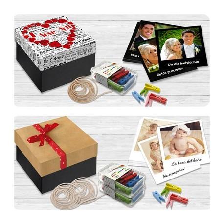 Pack de fotos regalo