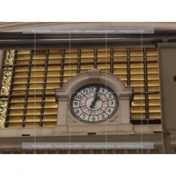 Estación francia reloj
