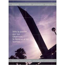 Posters de papel solo la pasión