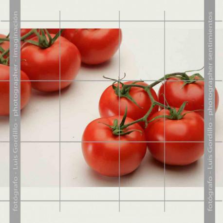 Racimo-tomate