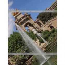 Cudadela lago Barcelona