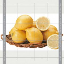 Limones bodegón con limón...