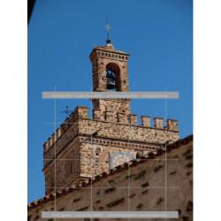 Santuario Guadalupe torre