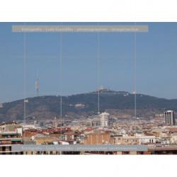 Vista Tibidabo Barcelona
