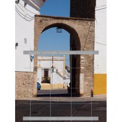 Arco de entrada zafra