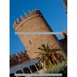 Torre de castillo de Zafra
