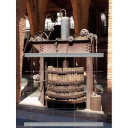 Prensa de vino Sant Cugat