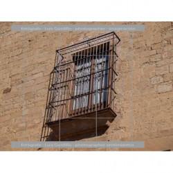 Reja fachada Sant Cugat