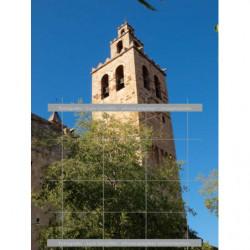 Torre de iglesia Sant Cugat