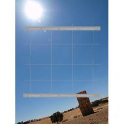 Sol sobre el campo