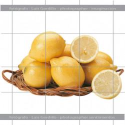 Bandeja de limones