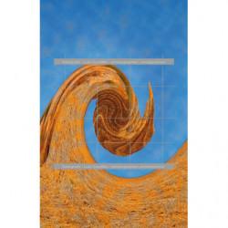 Separando el heno del grano
