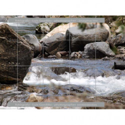 Agua de rio