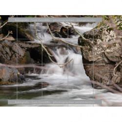 Salto de rio