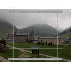 Niebla en el Vall de Núria