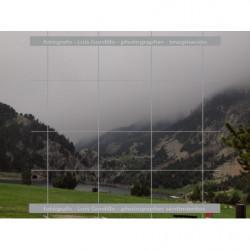 Lago con niebla Vall de Núria