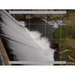 Salto agua Vall de Núria