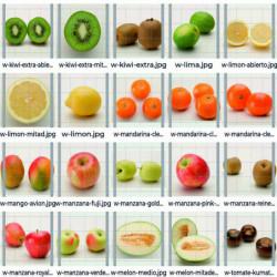 Pack frutas y verduras 8