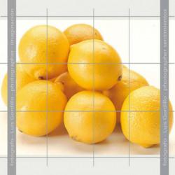Limones bodegón