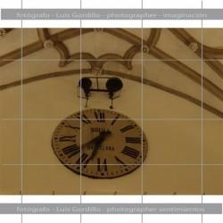Reloj Monasterio Piedra