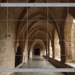 Caustro monasterio piedra