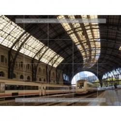 Estacion francia tren