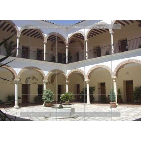 Zafra patio