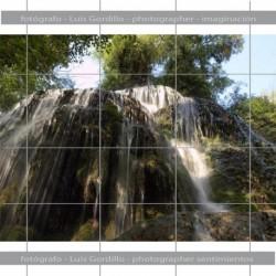 Trinidad cascada de agua