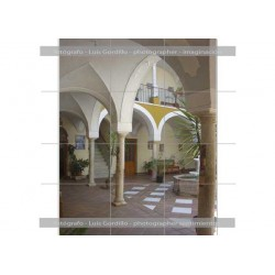 Zafra patio de arcos