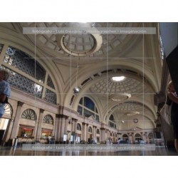 Estacion francia entrada