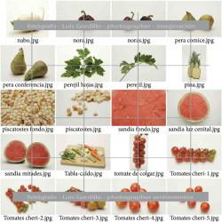Pack FV-4 hortalizas y frutas