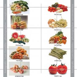 Pack FV-1-1 hortalizas y frutas