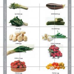 Pack FV-1-2 hortalizas y frutas