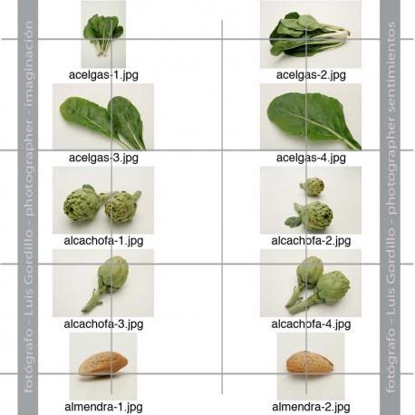 Pack FV-2-2 hortalizas y frutas