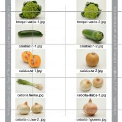 Pack FV-3-1 hortalizas y frutas